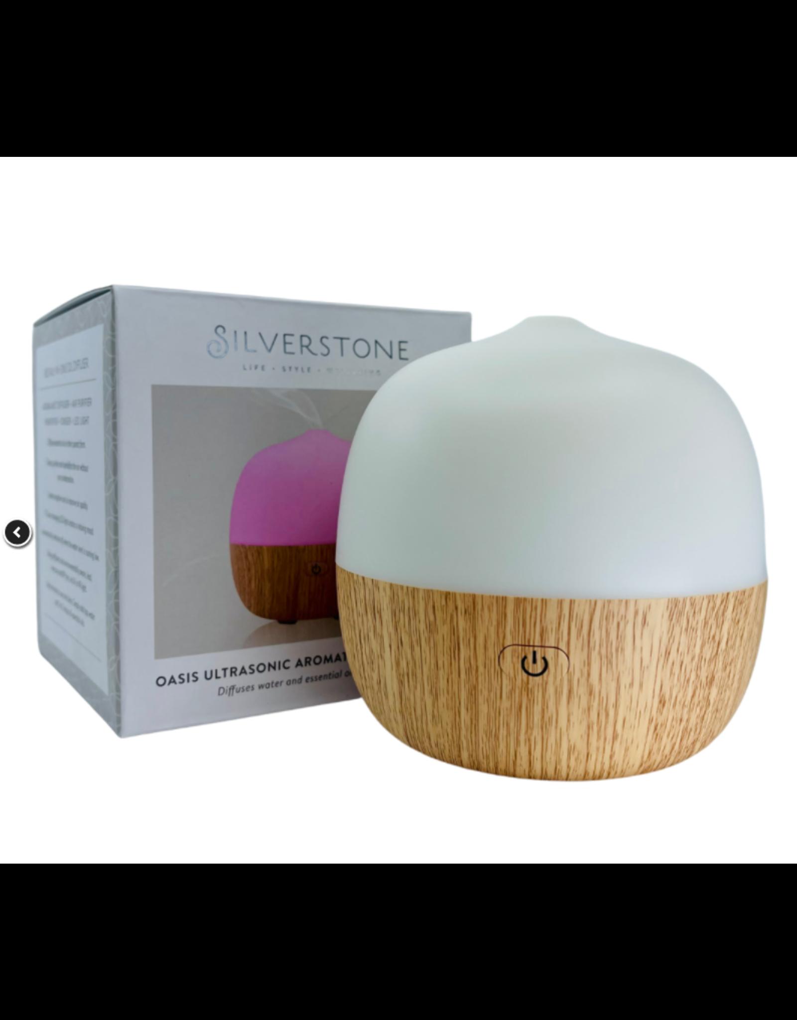Silverstone Ultrasonic Aromatherapy Diffuser Oasis