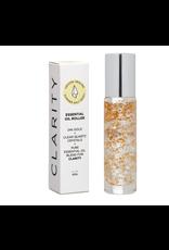 Summer Salt Body Essential Oil Roller with 24k Gold