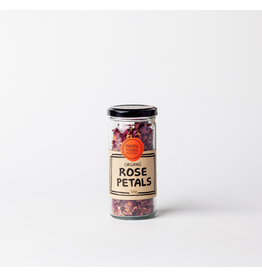Mindful Foods Organic Rose Petals 15g