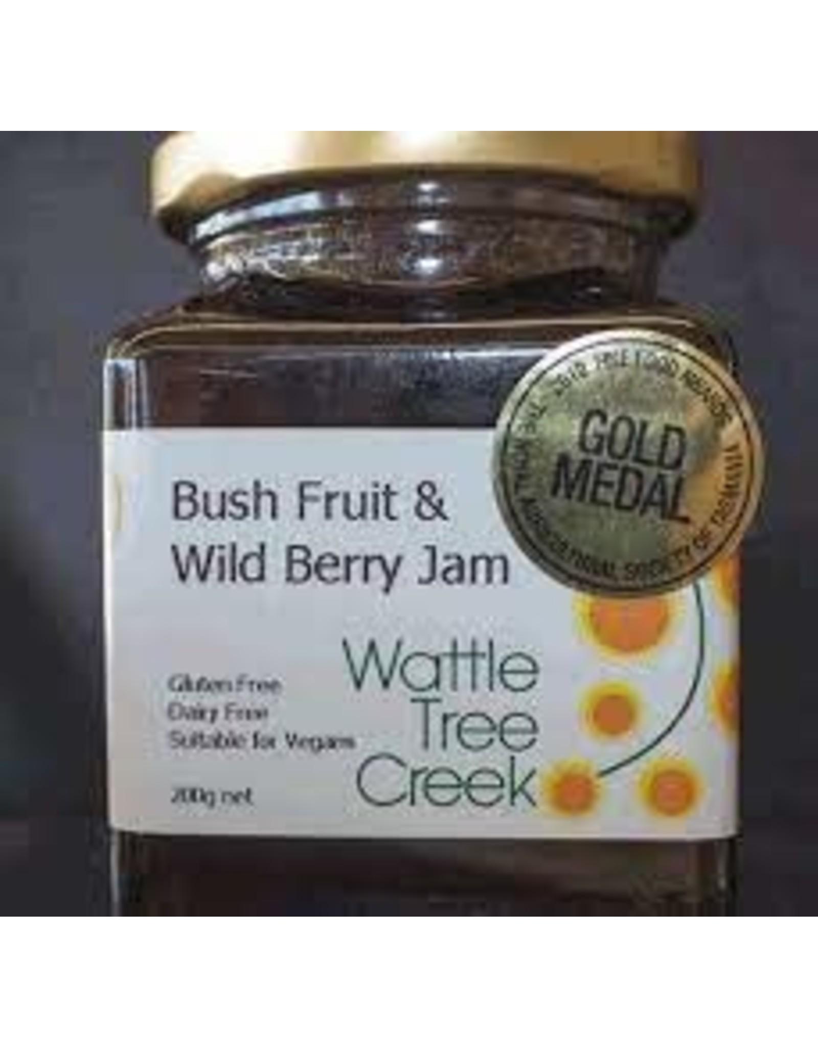 Wattle Tree Creek Bushfruit & Wild Berry Jam