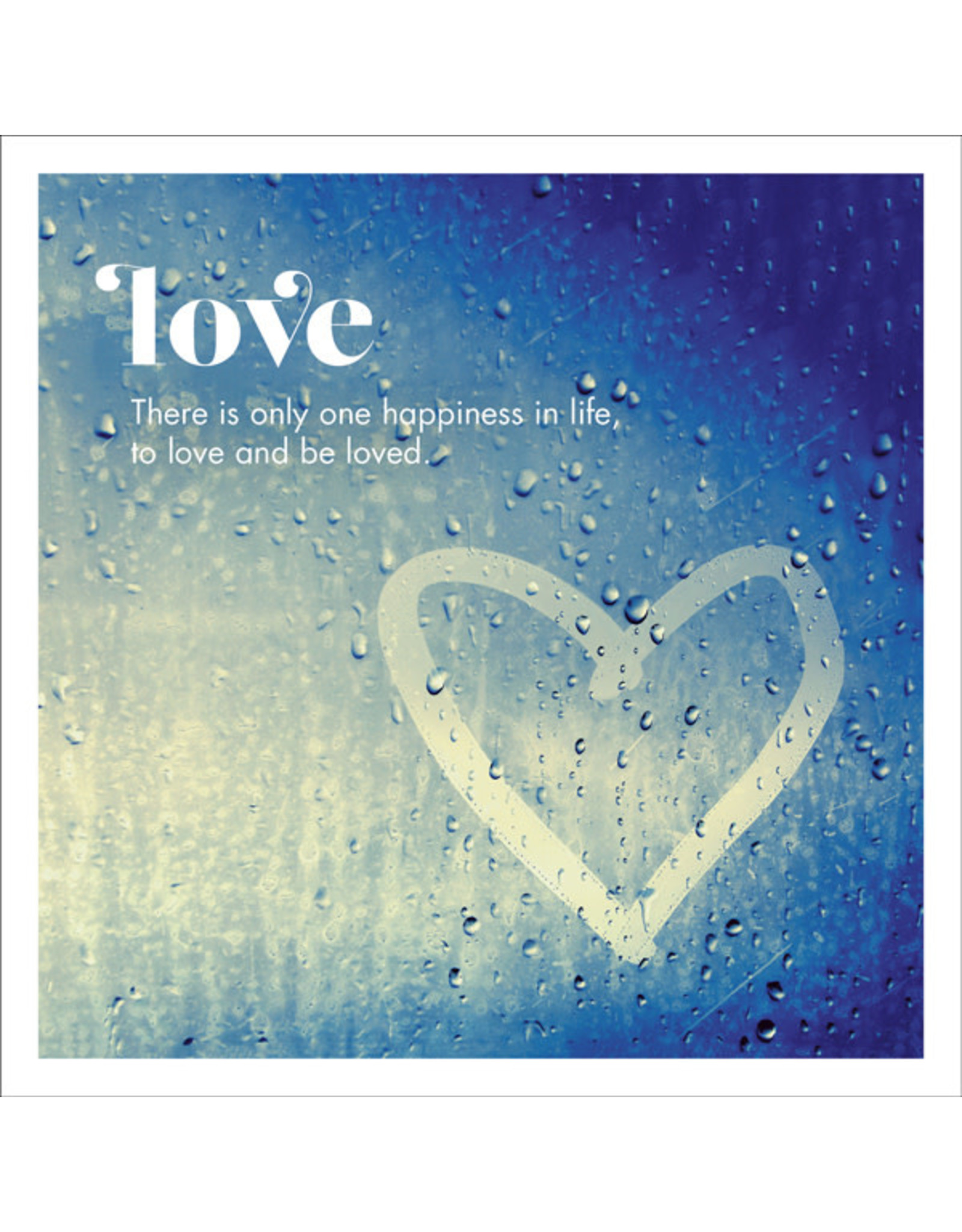 Affirmations Publishing House Love Greeting Card