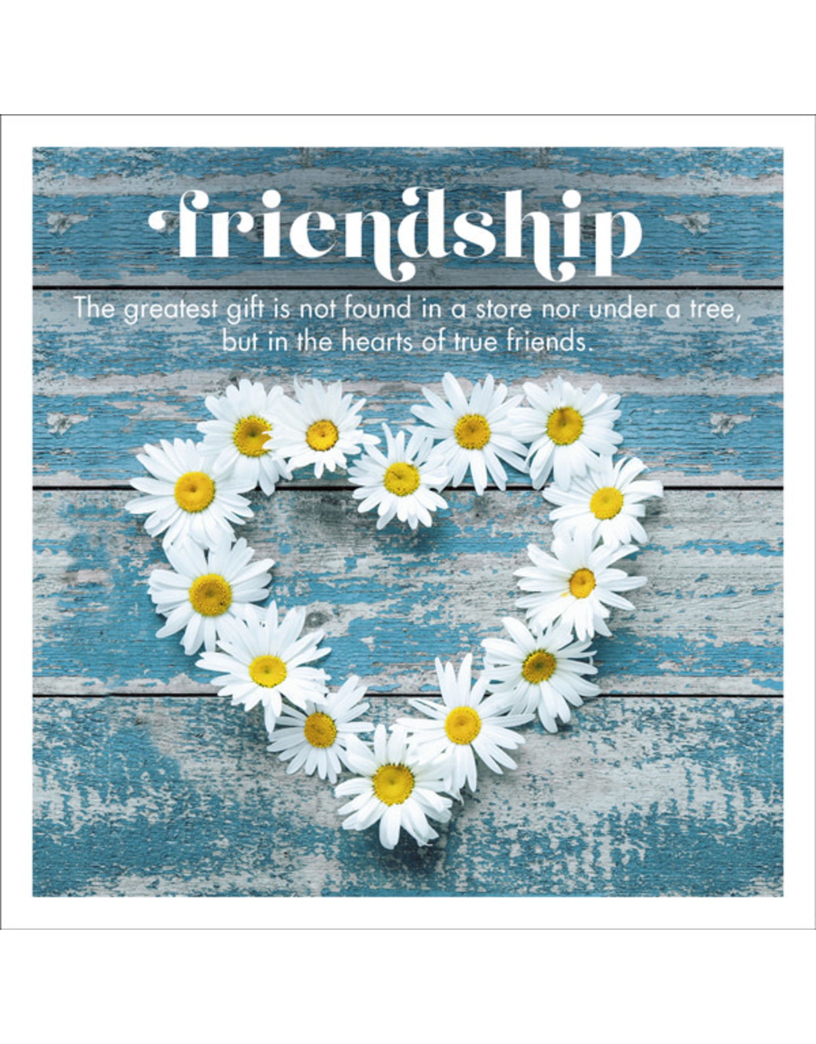Affirmations Publishing House Friendship Greeting Card