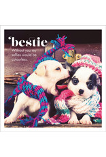 Affirmations Publishing House Bestie Greeting Card