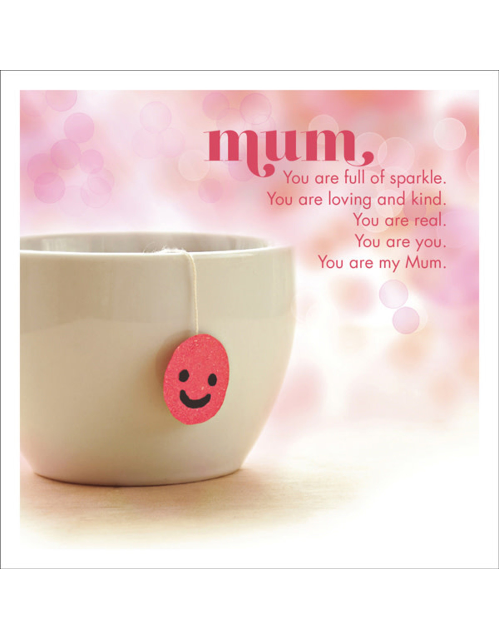 Affirmations Publishing House Mum Greeting Card
