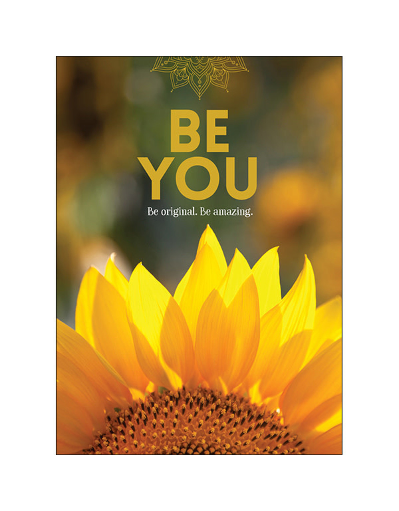 Affirmations Publishing House Be You Greeting Card