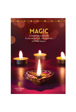 Affirmations Publishing House Magic Greeting Card