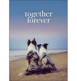 Affirmations Publishing House Together Forever Greeting Card