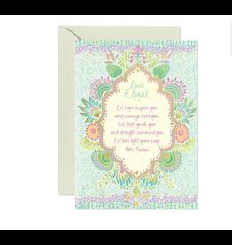 Intrinsic Love and Light Greeting Card
