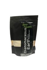Zeb Health Diatomaceous Earth Silica Supplement 500g