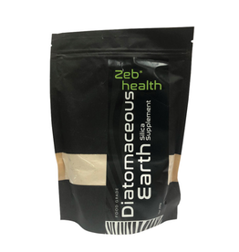 Zeb Health Diatomaceous Earth Silica Supplement 500g