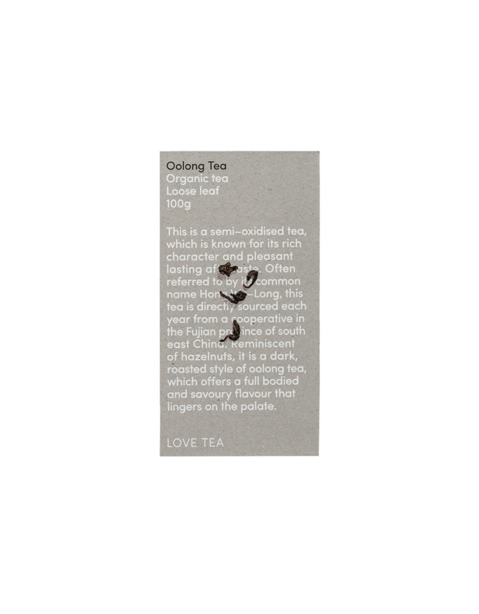 Love Tea Organic Organic Oolong Tea 100g