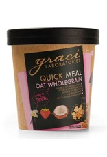Graci Quick Meal Cup - Wholegrain Oatmeal - 75g