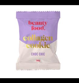 Beauty Food Collagen Cookie - Choc Chic - 30g