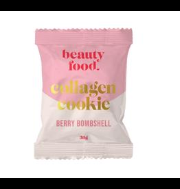 Beauty Food Collagen Cookie - Berry Bombshell - 30g