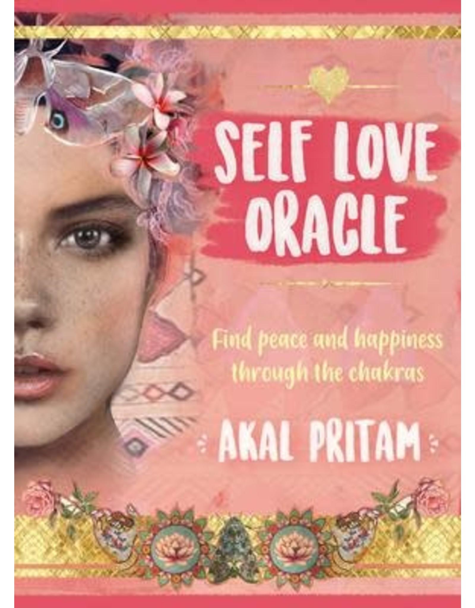 Self Love Oracle Cards