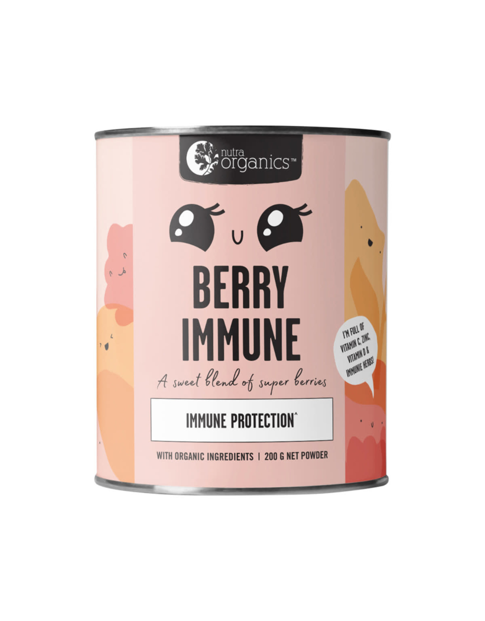 NutraOrganics Berry Immune (Immune Protection)