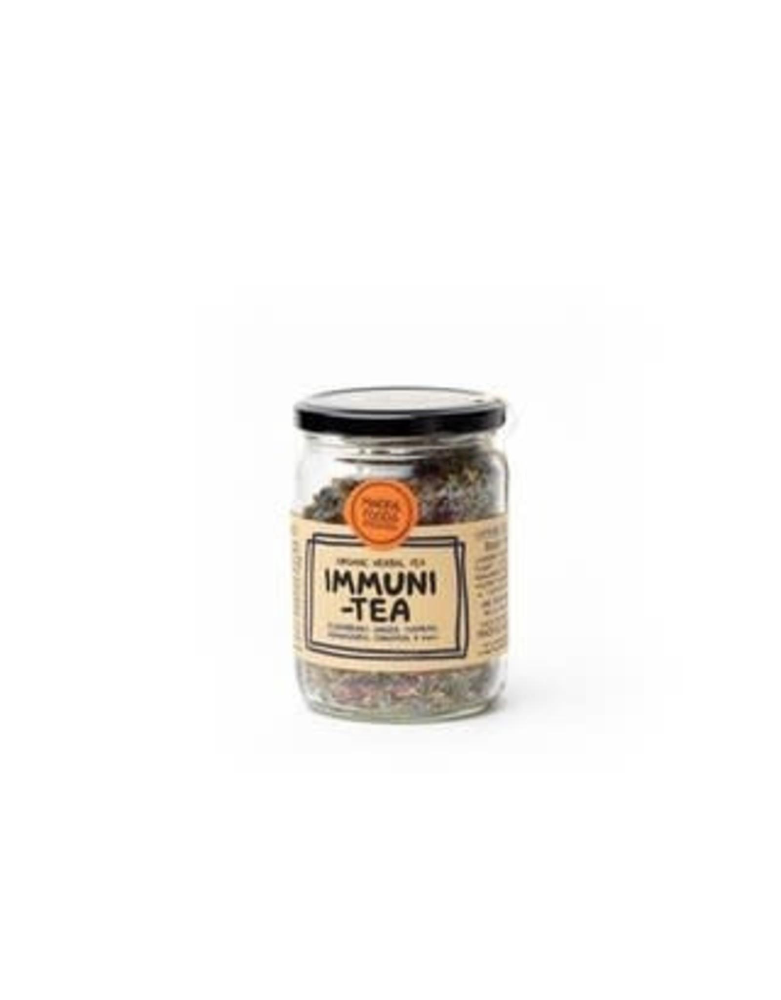 Mindful Foods ImmuniTea Organic Herbal Tea 110g
