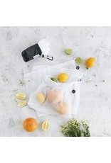 Ever Eco Reusable Produce Bags Recycled Polyester Mesh 4pk