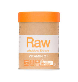 Amazonia Wholefood Extracts Vitamin C+ (Passionfruit Flavour) 120g