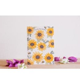 Hello Petal You Are My Sunshine Blooming Card