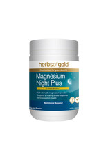 Herbs of Gold Magnesium Night Plus 150g