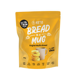 Get Ya Yum On Bread In A Mug English Muffin Bread 50g