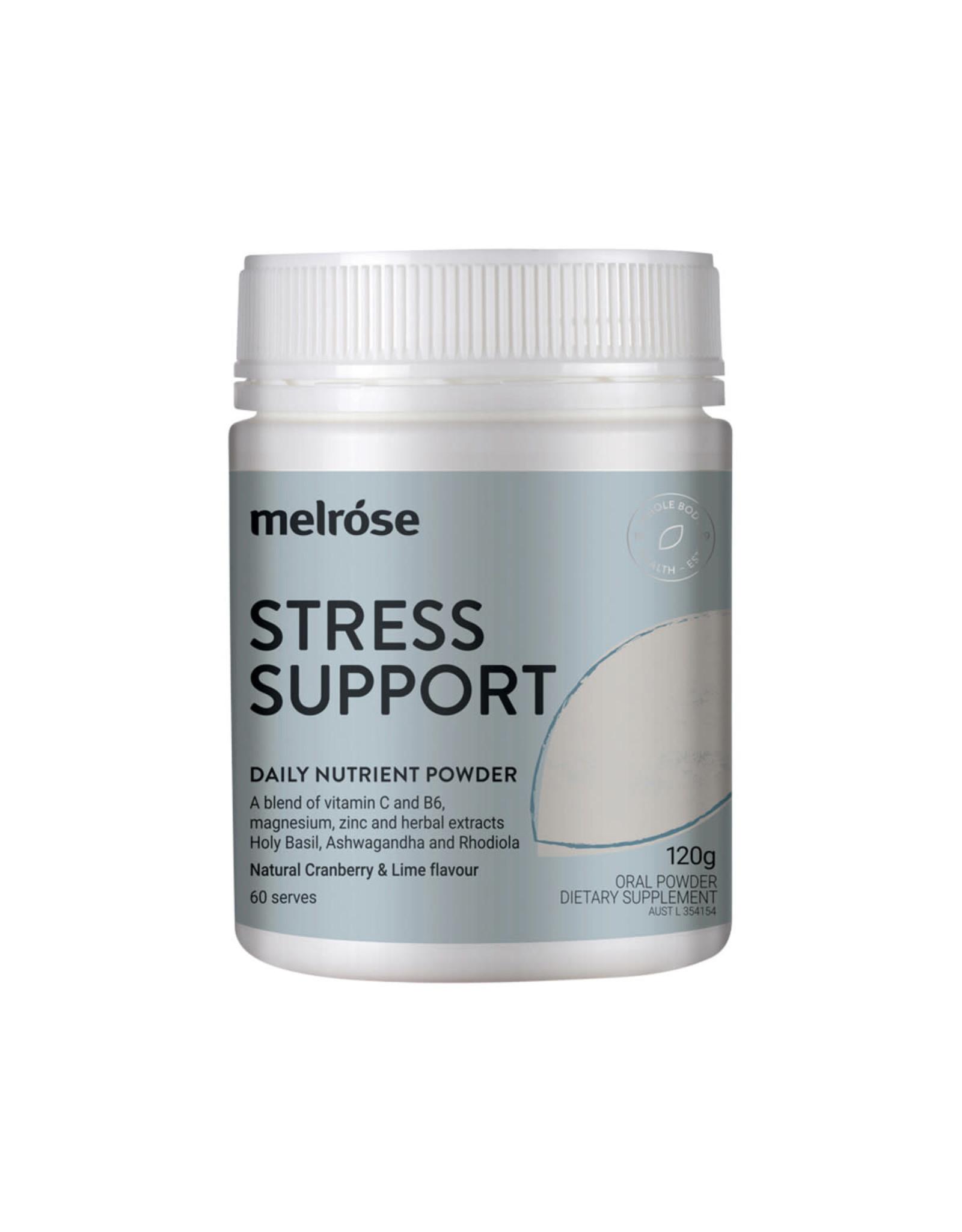 Melrose Stress Support Powder 120g