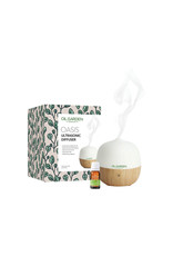 Oil Garden Oasis Ultrasonic diffuser with Essential Oil Blend Refresh and Renew 12ml