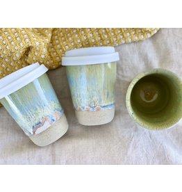 Bryteka Pottery Travel Cups 10oz