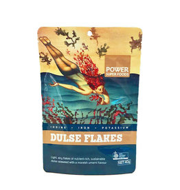 Power Super Foods Dulse Flakes Organic 40g