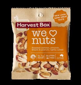 Harvest Box We Love Nuts 45g