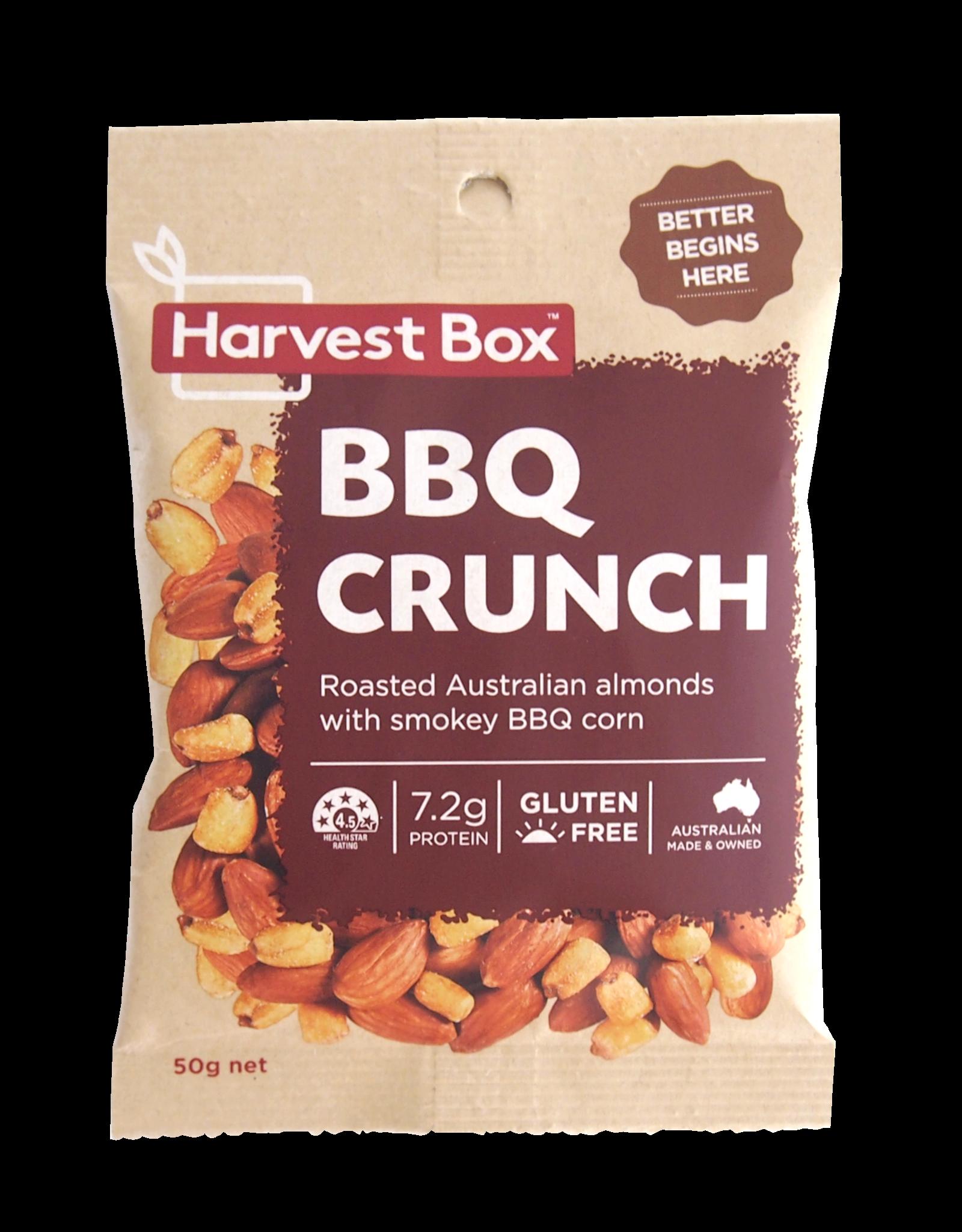 Harvest Box BBQ Crunch 50g