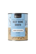 NutraOrganics Beef Bone Broth Powder Hearty Original 125g