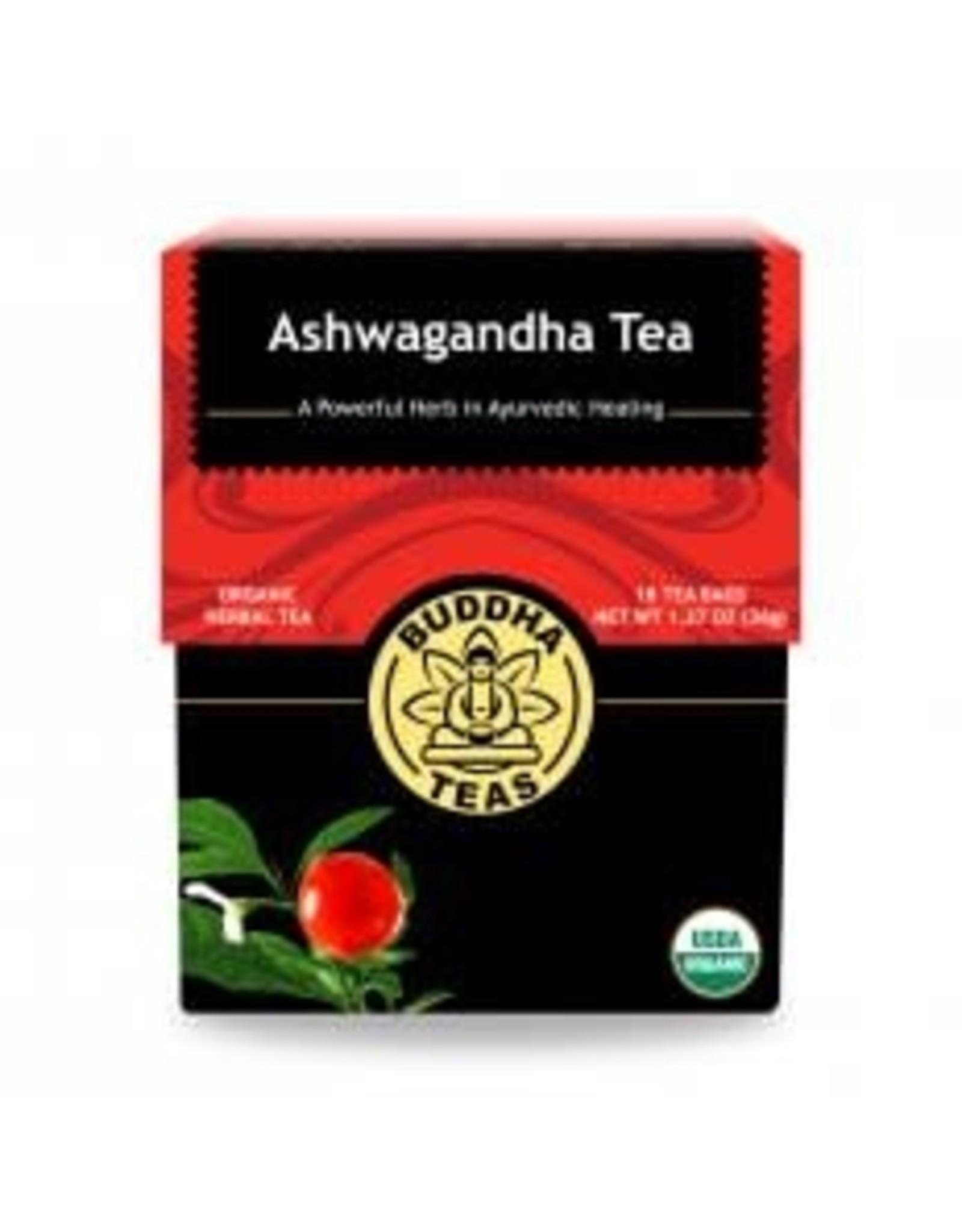 Buddha Teas Ashwagandha Tea x 18 Tea Bags