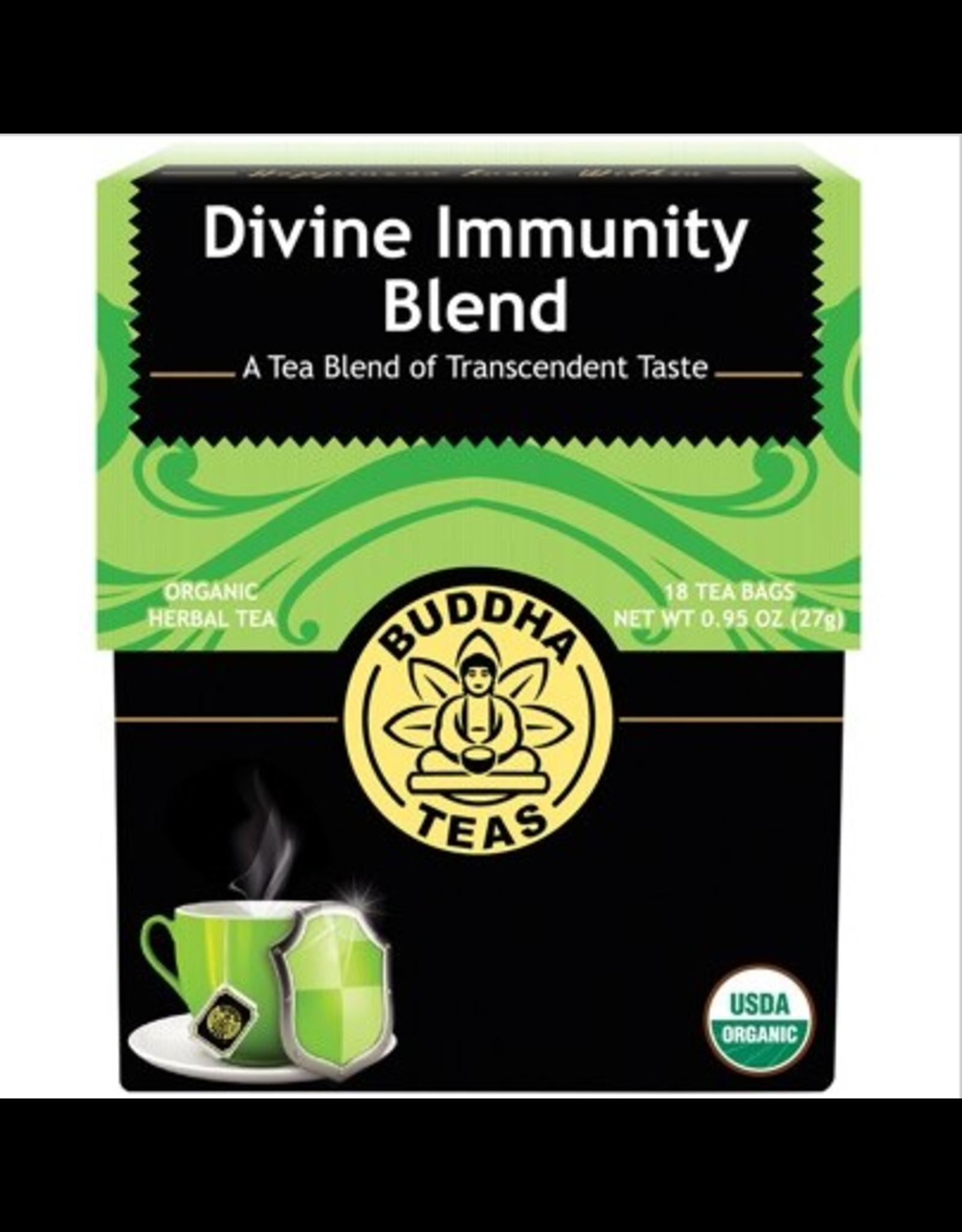 Buddha Teas Divine Immunity Blend x 18 Tea Bags