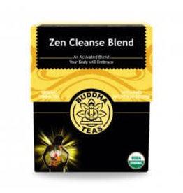 Buddha Teas Zen Cleanse Tea Blend x 18 Tea Bags