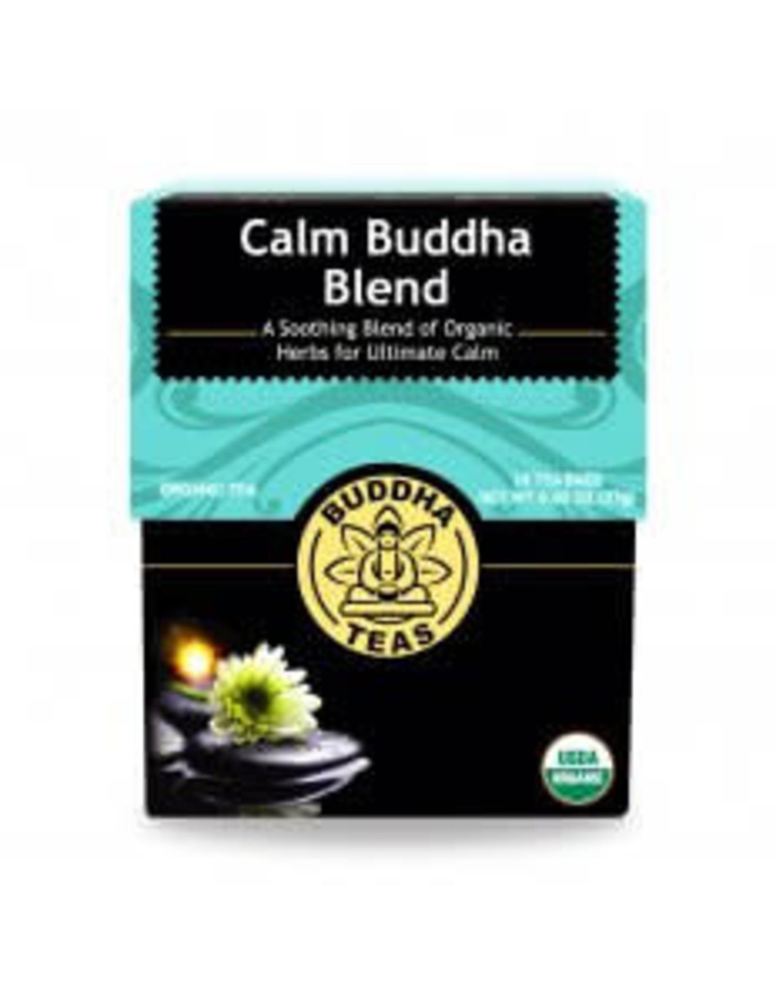 Buddha Teas Calm Buddha Tea Blend x 18 Tea Bags