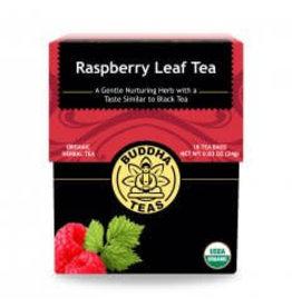 Buddha Teas Raspberry Leaf Tea x 18 Tea Bags