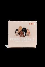 Femme Organic Organic Cotton Tampons -  Regular (18pc)