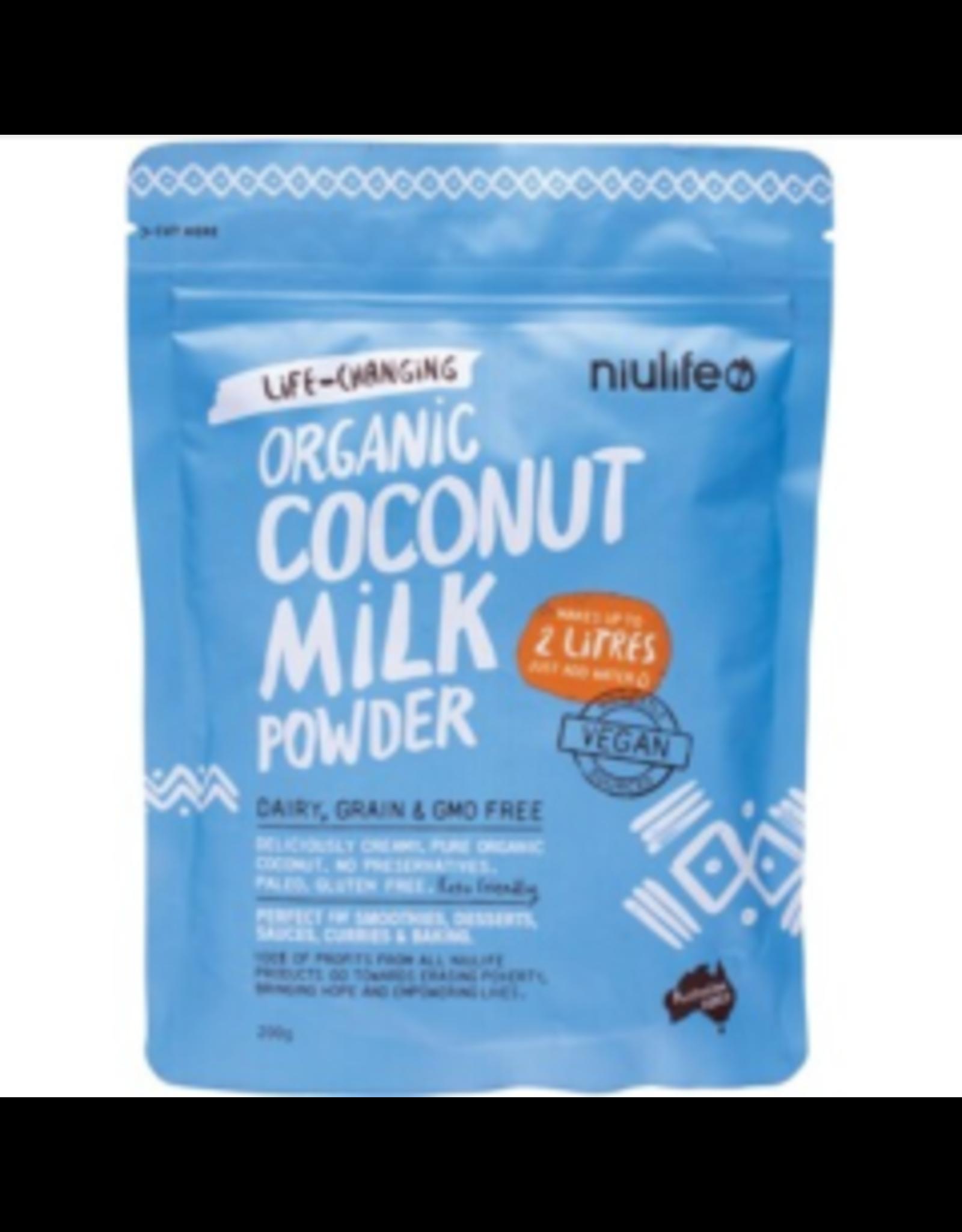 Niulife Coconut Milk Powder 200g