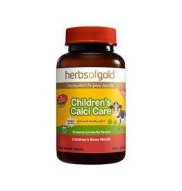Herbs of Gold Calci Care Chewable 60t