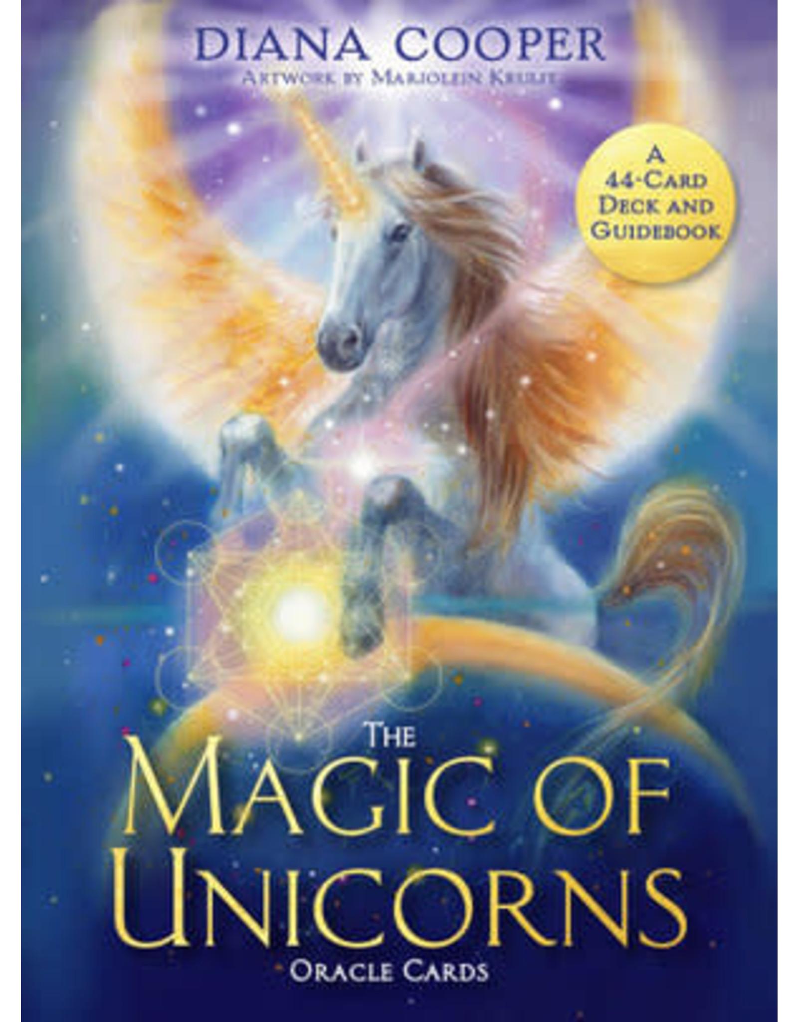 Magic of Unicorns Oracle Cards