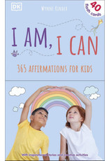 I Am, I Can: Affirmations Flash Cards for Kids: with Motivational Mantras and Creative Activities