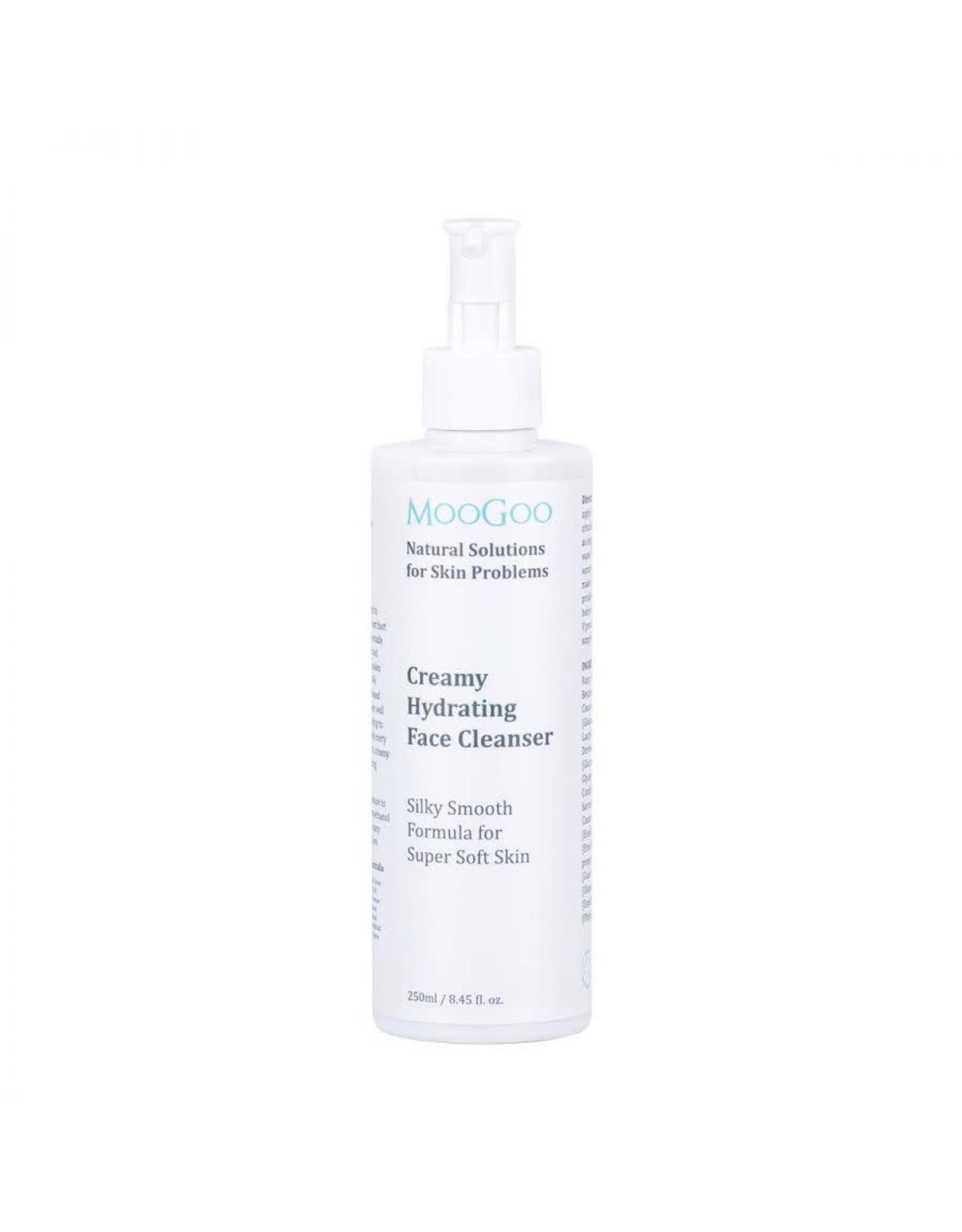 Moogoo Creamy Hydrating Face Cleanser 250ml