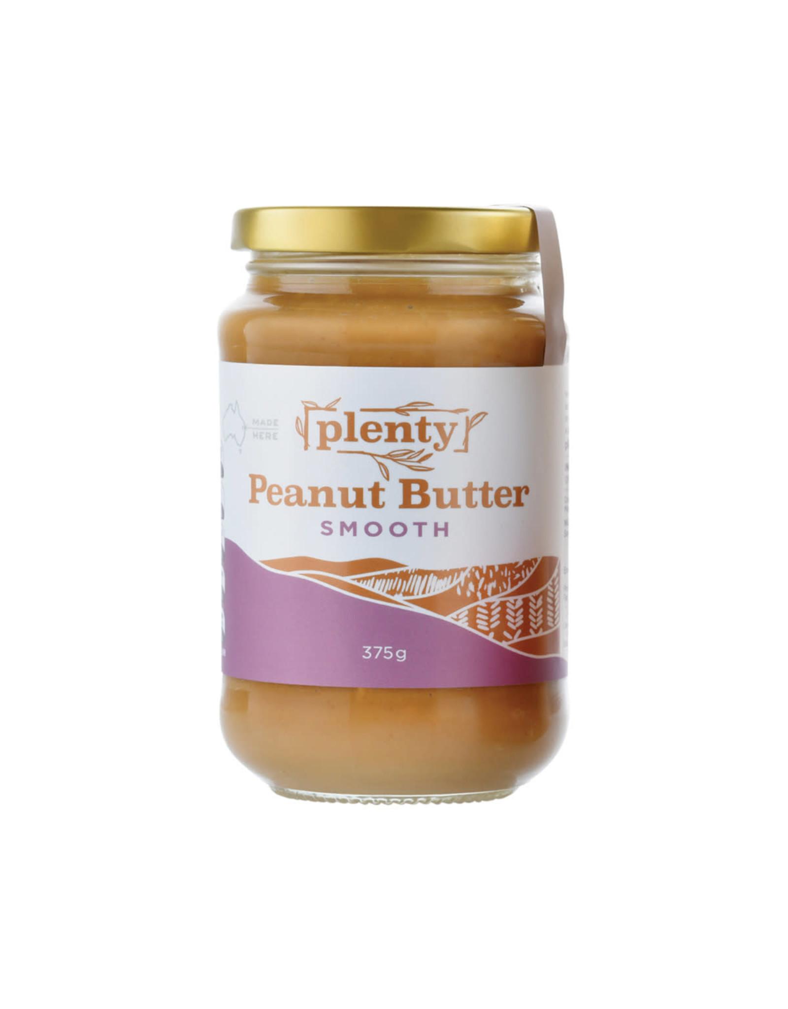 Plenty Natural Peanut Butter 375g