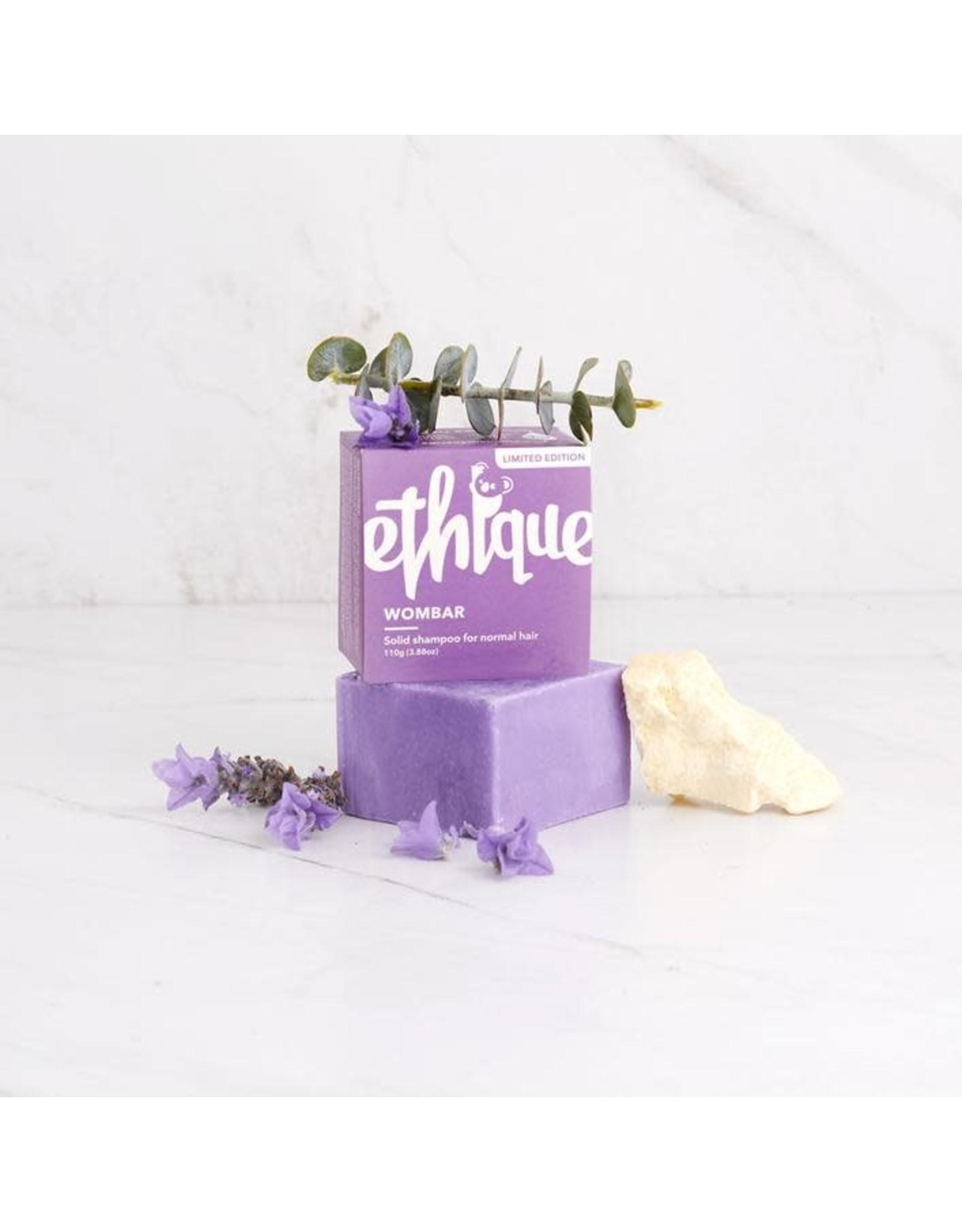 Ethique Solid Shampoo Bar Wombar (Normal Hair) 110g