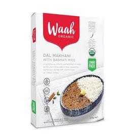 Waah Organics Dal Makhani with Basmati Rice 375g