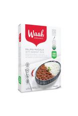 Waah Organics Rajma Masala with Basmati Rice 375g