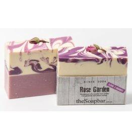 The Soap Bar Rose Garden Soap