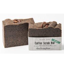 The Soap Bar Coffee Scrub Bar